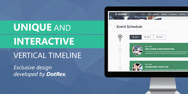 Eventer - Event and Conference Landing Page - 3