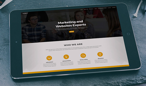 Agency | Portfolio Divi Child Theme