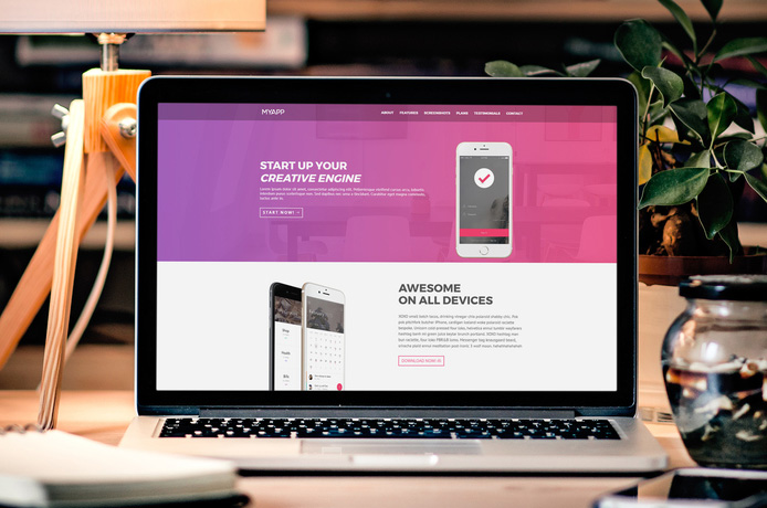 MYAPP | Divi Child Theme