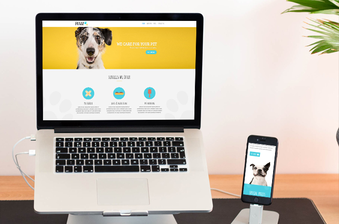 PETTZ – PET SHOP AND VETERINARY DIVI CHILD THEME